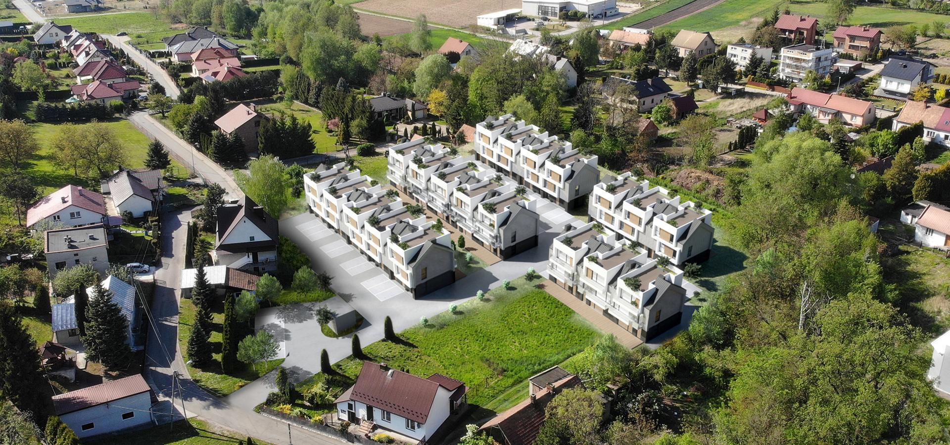 Nowoczesne mieszkania w Tarnowcu